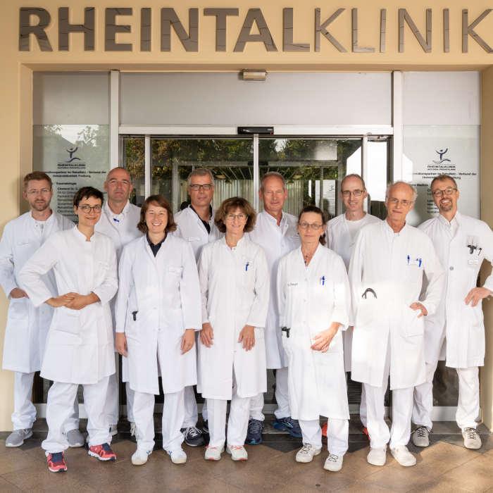 Die Rheintalklinik in Bad Krotzingen