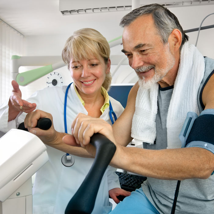 EKG für Ihre Reha für Innere Medizin