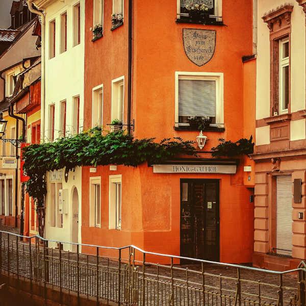 Die wunderbare Freiburger Innenstadt