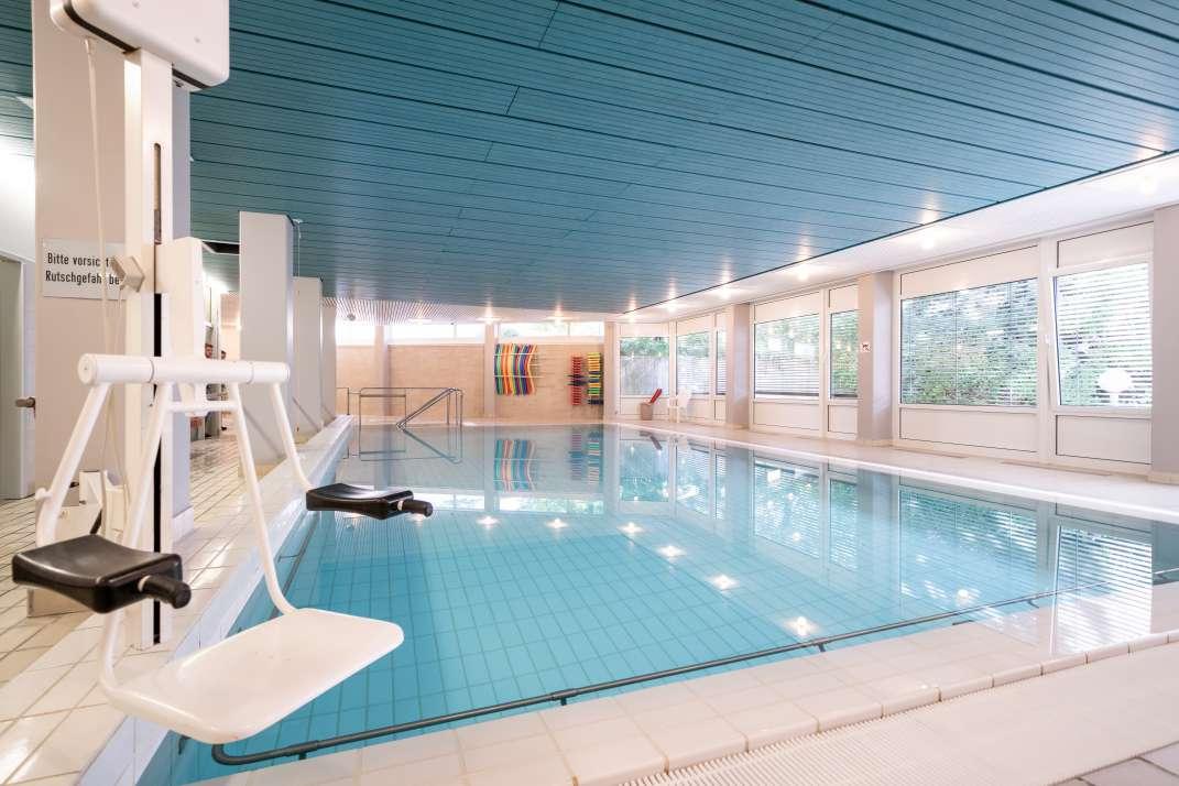Schwimmbad – Rheintalklinik